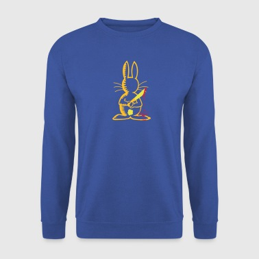 Butcher bunny / Killerhase (3c) - Men's Sweatshirt