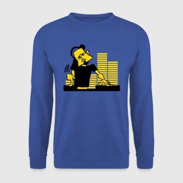 DJ - Herre sweater