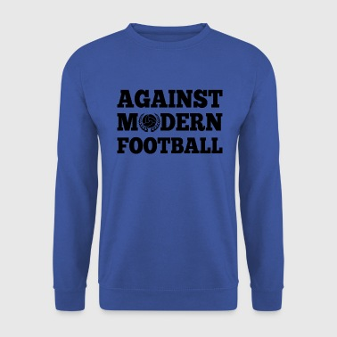 Contre le football moderne - Sweat-shirt Homme