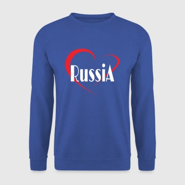 I Love Rusland - Herre sweater