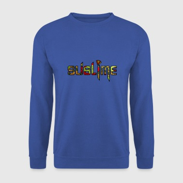 SUBLIME AFRO 1 - Sweat-shirt Homme