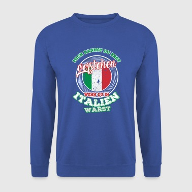 comprendre Italie - Sweat-shirt Homme