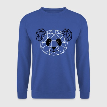 panda graphique - Sweat-shirt Homme