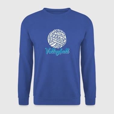 Volleyball Beach Soccer - Men's Sweatshirt