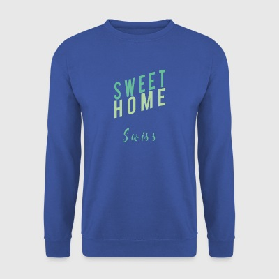 Sweet Home switzerland - Men's Sweatshirt