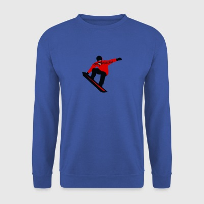 snowboarder - Sweat-shirt Homme