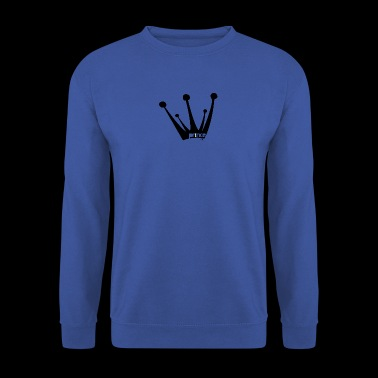 CORONA, couronne, prince, prince - Sweat-shirt Homme