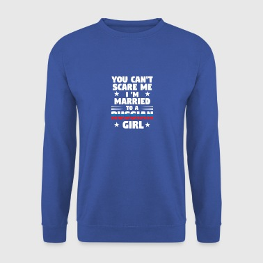 Russian Girl - Sweat-shirt Homme