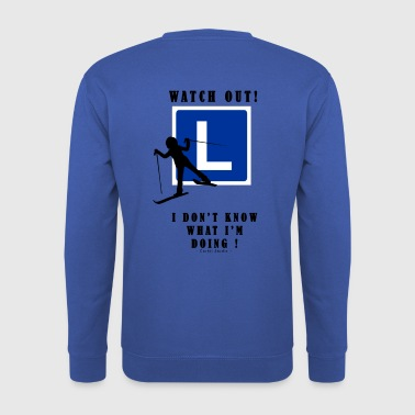SKI - Men's Sweatshirt