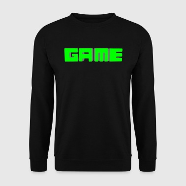 game 3d - Sweat-shirt Homme