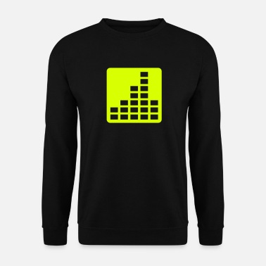 Equalizer DJ Equalizer Battre - Sweat-shirt Homme