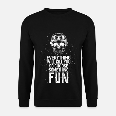 Fun FUN - Mannen sweater