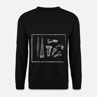 Outil outils - Sweat-shirt Homme