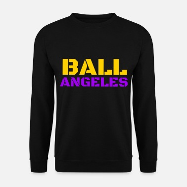 Los Angeles Basketballkampbollslag Los Angels - Herrtröja