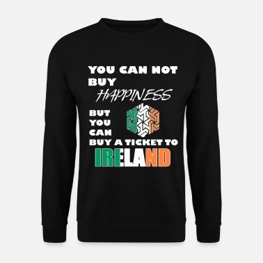 Ordina online Felpe con tema Irlanda  0d3a4856c93