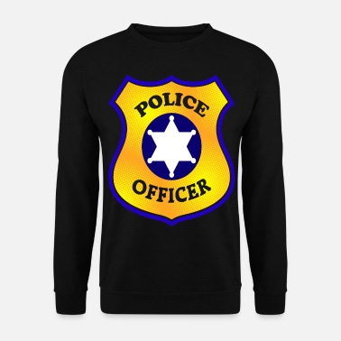 Police police - Sweat-shirt Homme