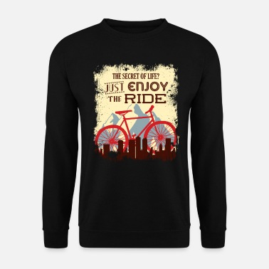 Velo Fahrrad - Enjoy the ride - EN - Mannen sweater