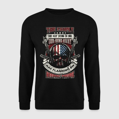 2nd Amendment - EN - Sweat-shirt Homme