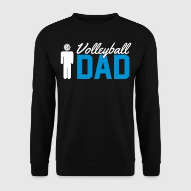 Volleyball Dad - Bluza męska