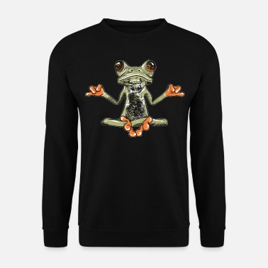 Frog frog - Men's Sweatshirt