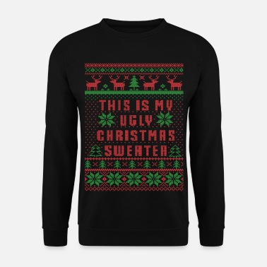 Moches De Noël Ugly Christmas Sweater - Sweat-shirt Homme