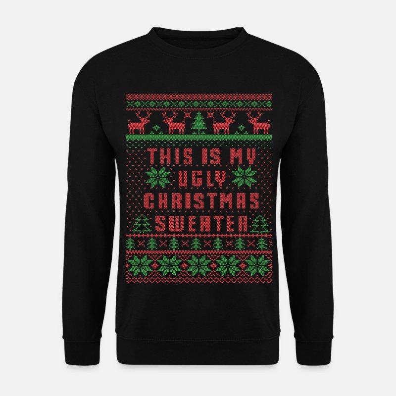Ugly Christmas Sweater von FamilyBirthdays   Spreadshirt