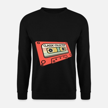 Jazz Cassette audio de collection classique - Sweat-shirt Homme