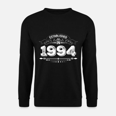 Established Established in 1994 - Men's Sweatshirt