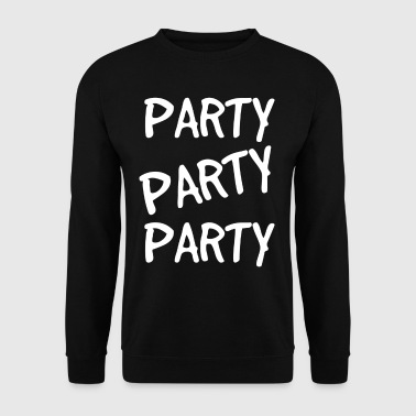 Party Party Party - Männer Pullover