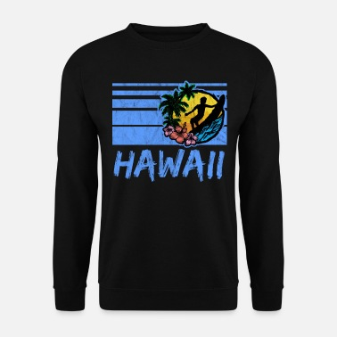 Hawaii Hawaii - Mannen sweater