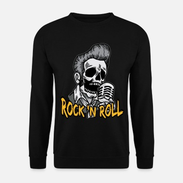 Psychobilly Roch N Roll Psychobilly - Sweat-shirt Homme