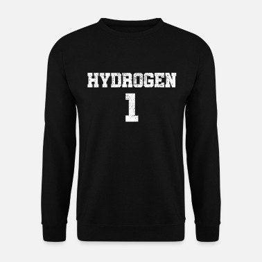 Hydrogen Element hydrogen - Men's Sweatshirt