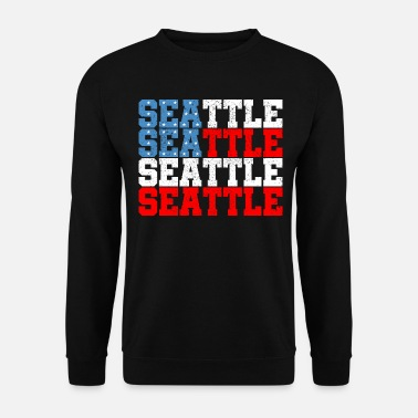 Seattle Seattle - Sweat-shirt Homme