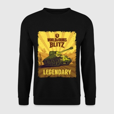 World Of Tanks Blitz Legendary Camouflage - Herrtröja