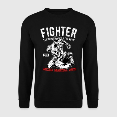 Fighter Fighter - MMA Fighter - Vechtsporten - Mannen sweater