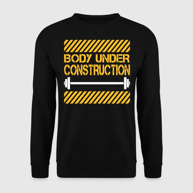 Body under construction - Men's Sweatshirt