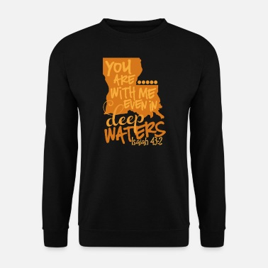 Quotes &amp Consolation and confidence - Men's Sweatshirt