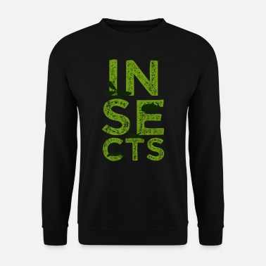 Insecte insectes - Sweat-shirt Homme