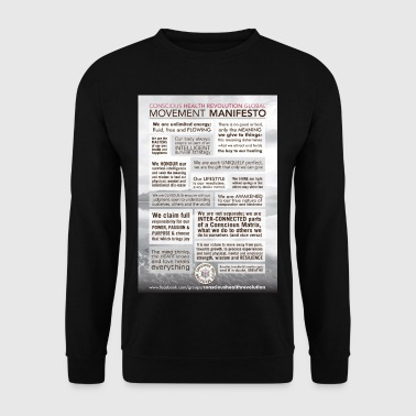 Movement Manifesto - Men's Sweatshirt