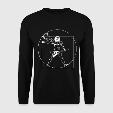 da vinci rocks - Sweat-shirt Homme