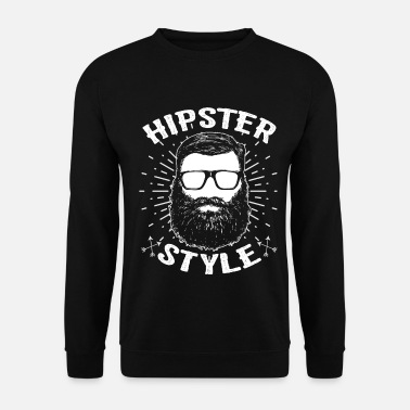Hipster Hipsters hipster - Men's Sweatshirt