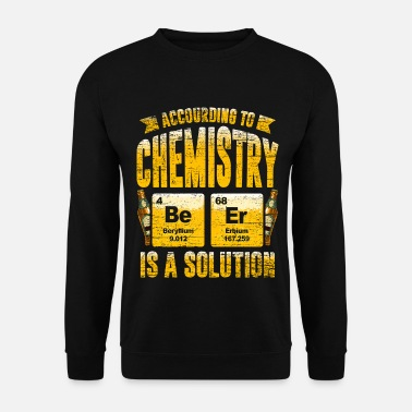 Laboratoire Chimiste chimiste de laboratoire chimie - Sweat-shirt Homme
