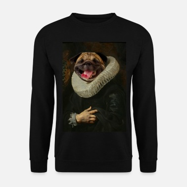 Pug The PUG (The Bourgeoisie) - Men's Sweatshirt
