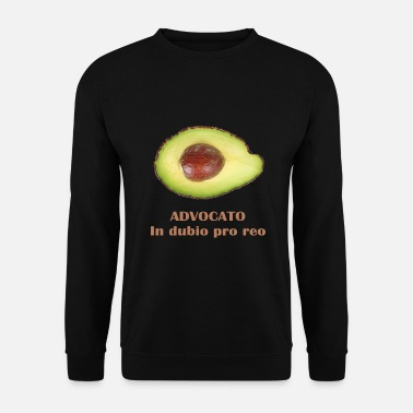 Aguacate aguacate - Sudadera hombre