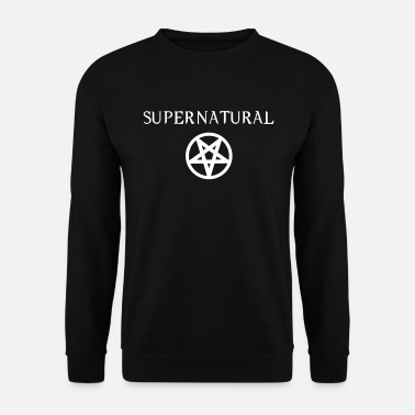 Supernatural Supernatural Pentagram Motiv Black - Herre sweater