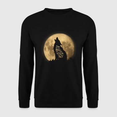 Throw me to the Wolves - Sudadera hombre