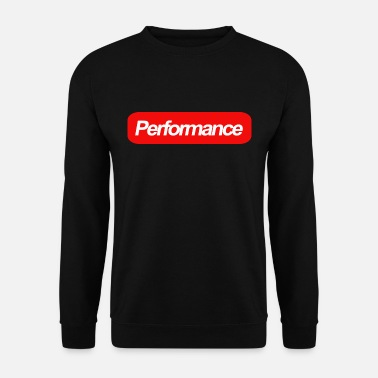 Performance performance - Sweat-shirt Homme