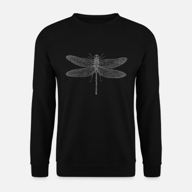 Fly dragon-fly - Men's Sweatshirt