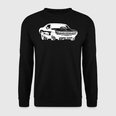 Challenger - Men's Sweatshirt