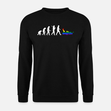 Gej Gay Evolutio Women - EN - Bluza męska